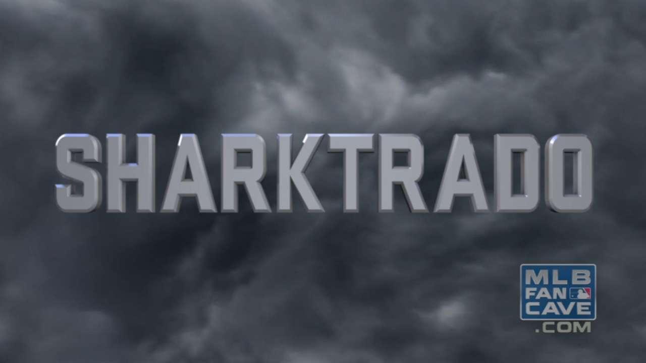 Trades Produce a Sharktrado!