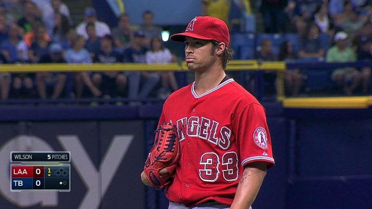 Angels may alter rotation for matchups
