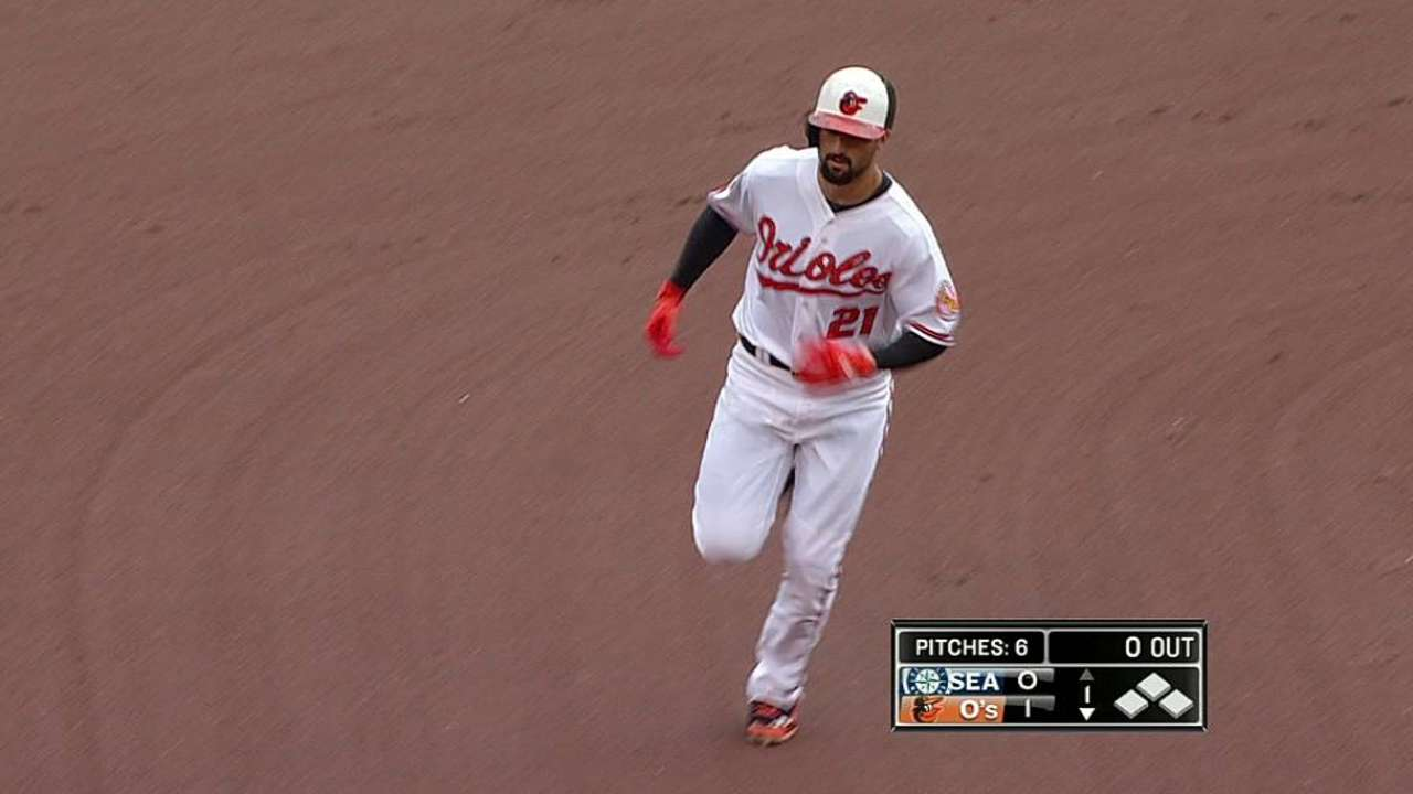 Division-leading Orioles all in for postseason run