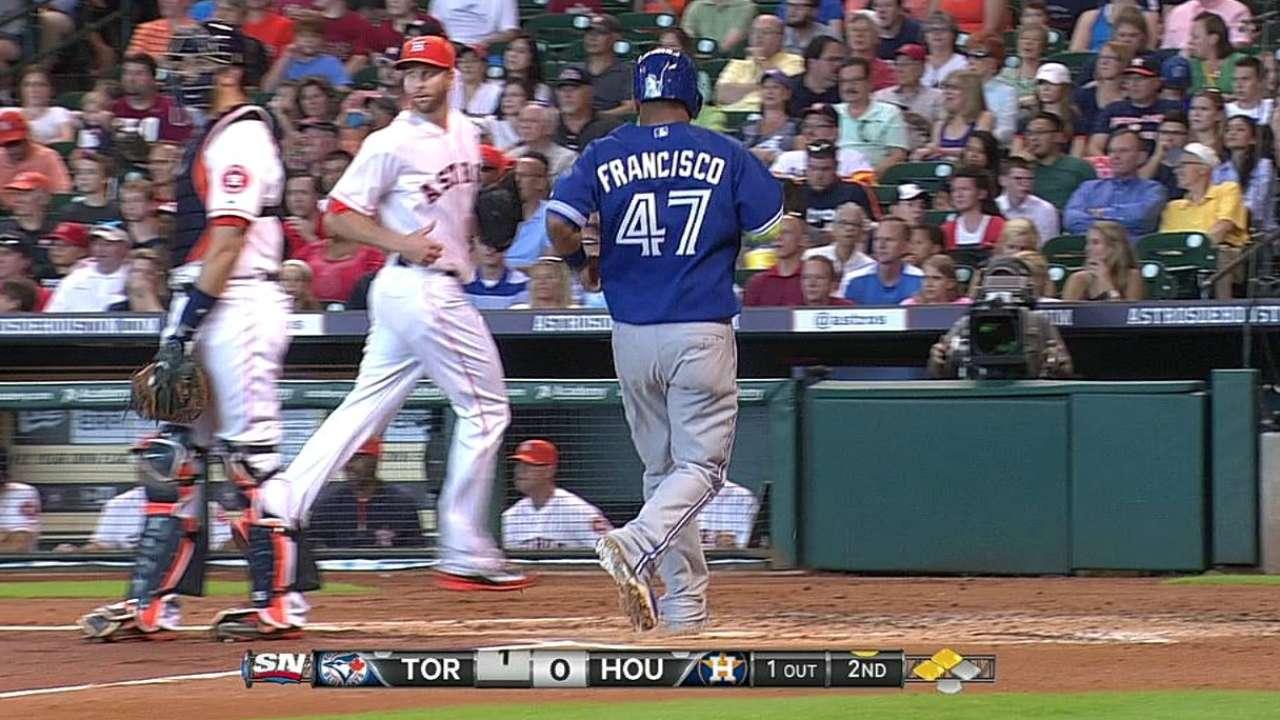 Stroman, Blue Jays tripped up in Astros finale