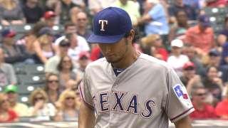 Clock ticking on Darvish's return this season