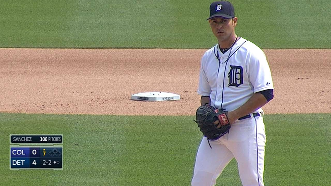 Anibal could return for Saturday doubleheader