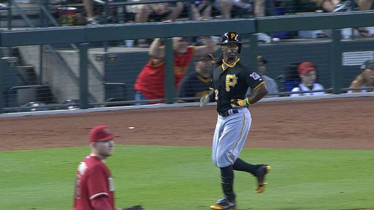 Cutch hurt in controversial extra-inning loss