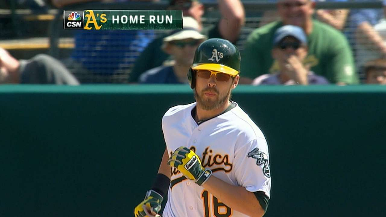 Kazmir finds bump in fifth while bats struggle vs. KC