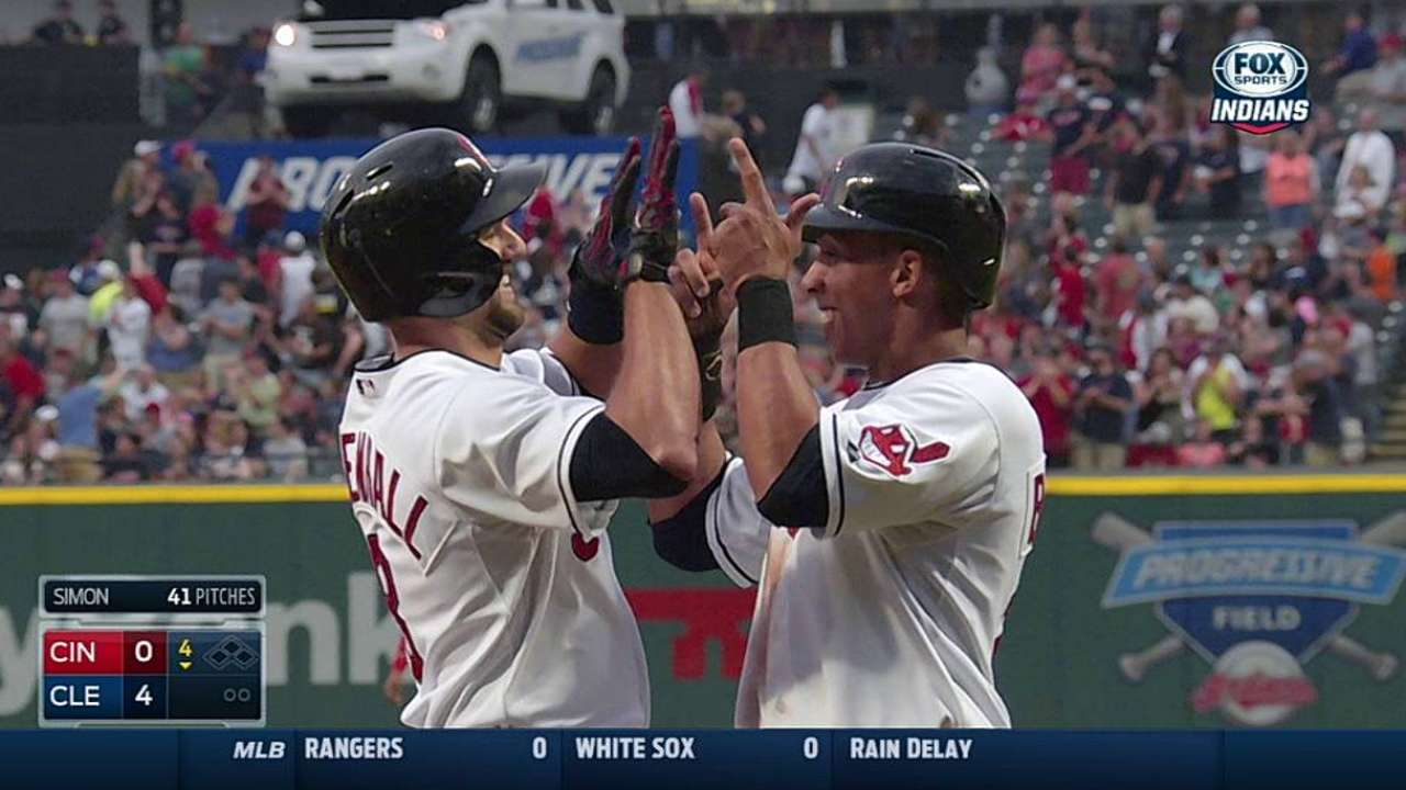 Slumping Chisenhall trying to find early magic
