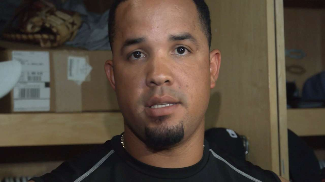 Abreu earns second AL Player of Month honor