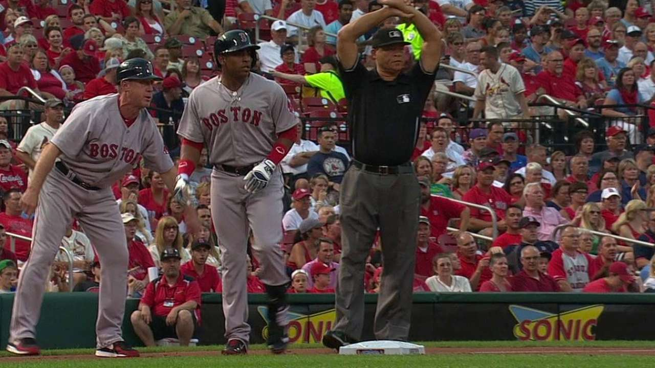 Tazawa gives up game-winner in loss to Cards