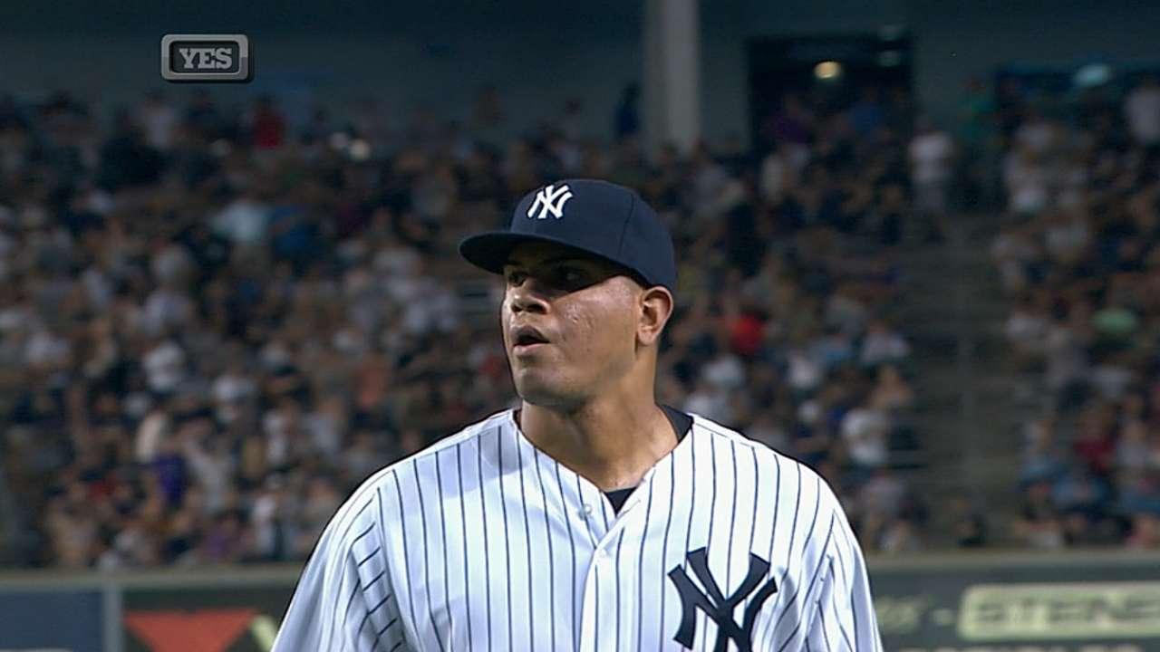 Dellín Betances, ¿un nuevo Mariano Rivera en N.Y.?
