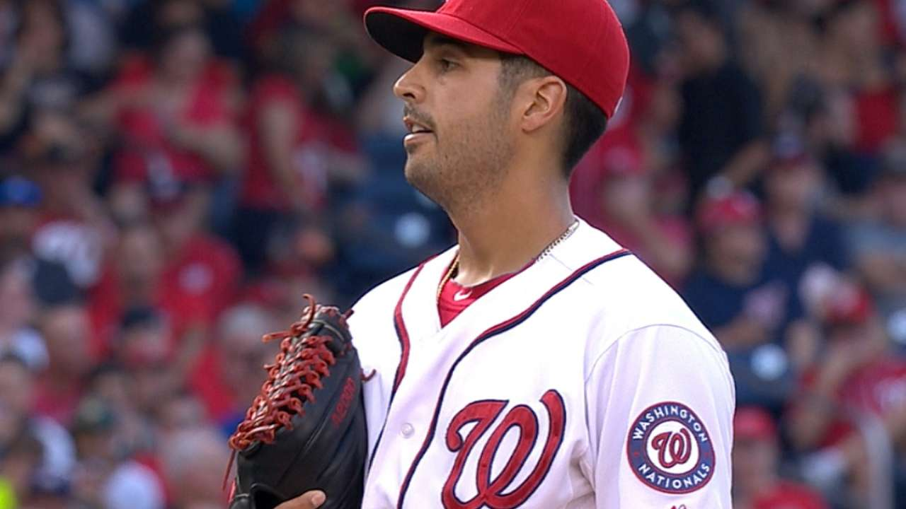 Gio's uneven outing leads to defeat against Mets