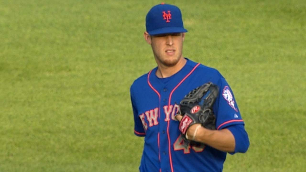 Wheeler delivers gritty outing as Mets top Nats