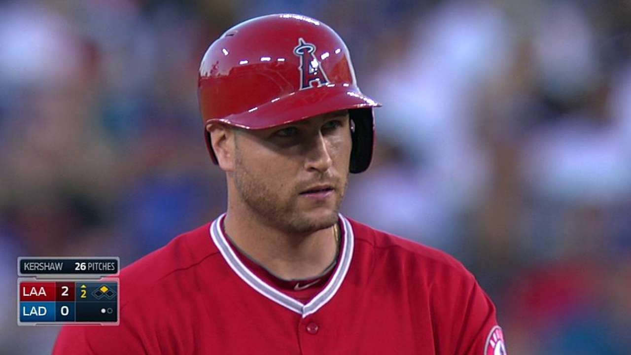 Scioscia: Slumping offense just 'cyclical' part of game