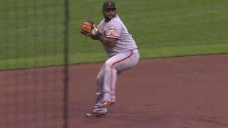 From all corners, Sandoval a Gold Glove candidate