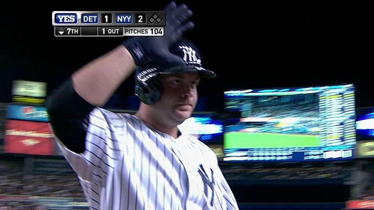 Yankees le cayeron a Verlander, Tigres con poder