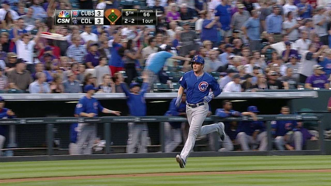 Rockies' rout ends Arrieta's string of quality starts