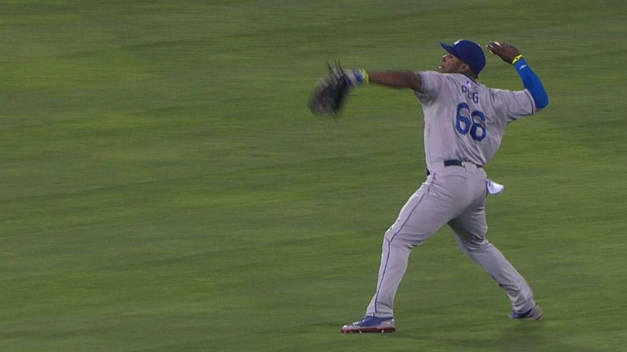 Haren, Dodgers le repitieron la dosis a Angelinos