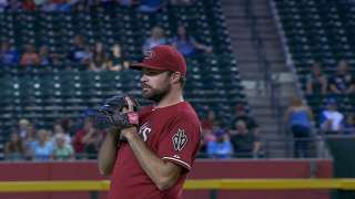 Collmenter assures Gibson he's healthy