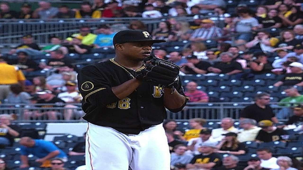 MLB's best fastballs: Chapman, Kimbrel ... Volquez?