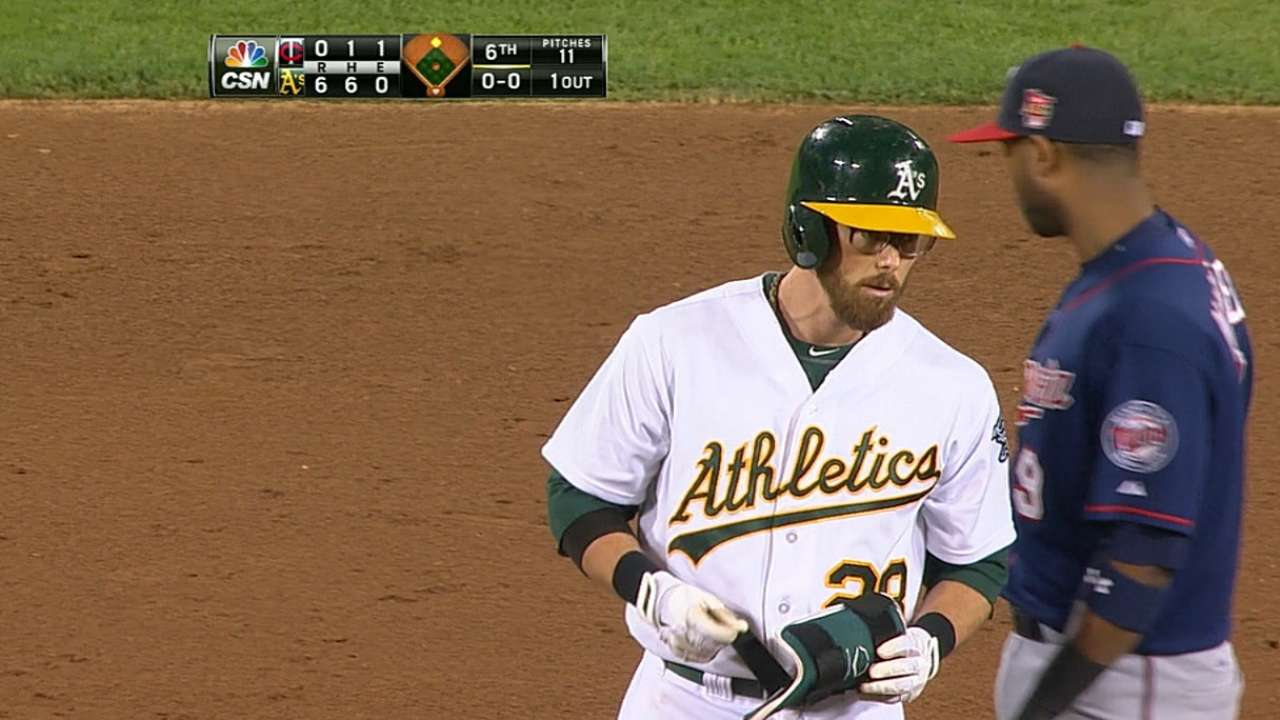 Sogard finds success with shortened swing