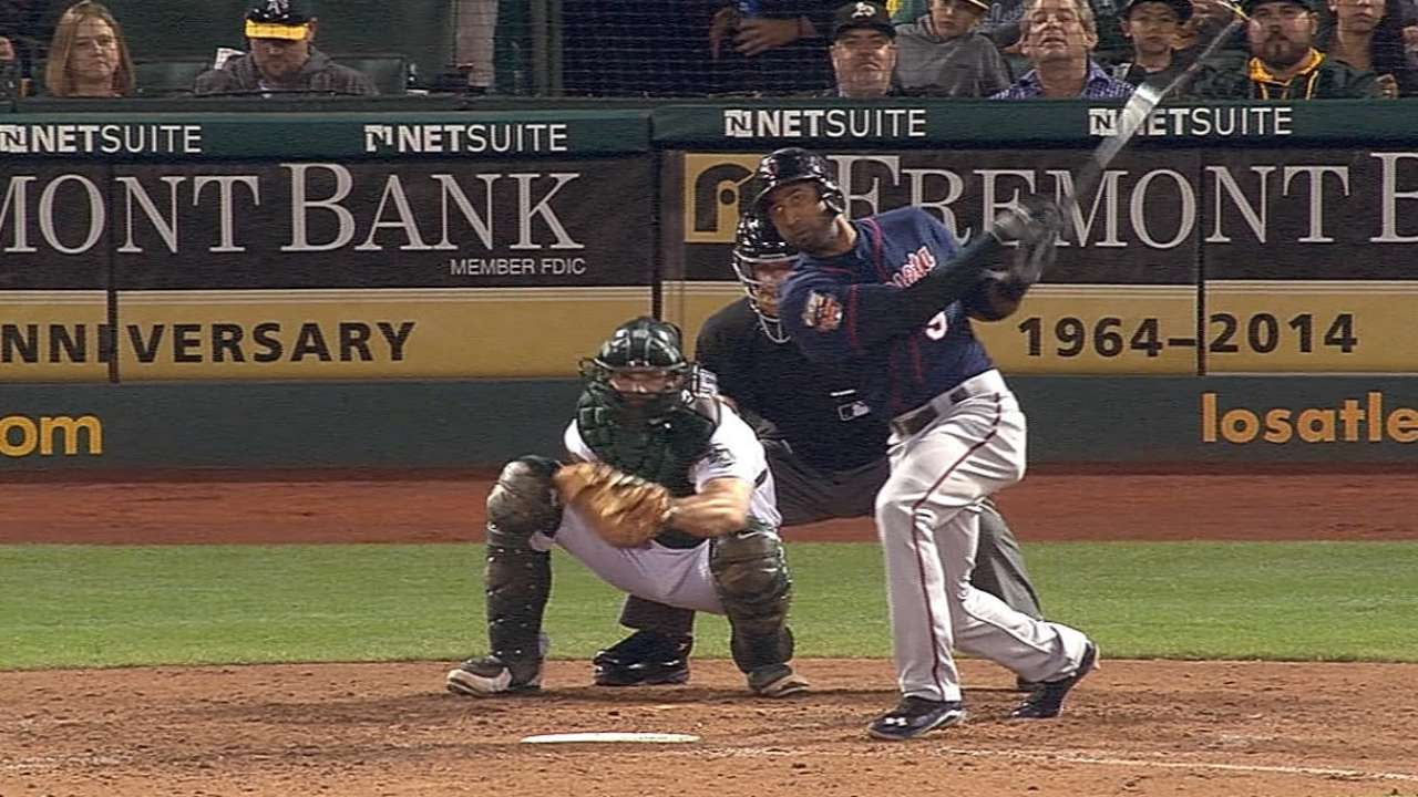 Twins come back from six runs down but fall short