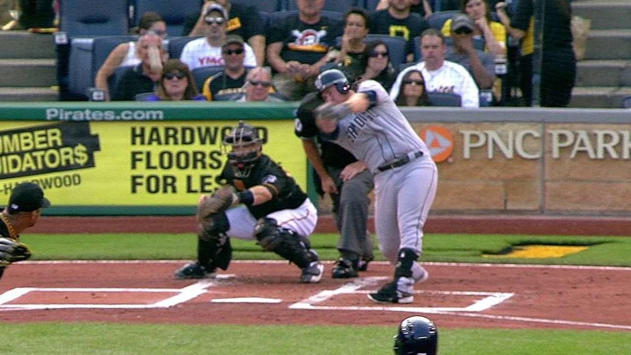 First-inning runs hold up behind Stults, bullpen