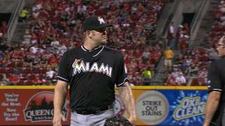Penciled in as fifth starter, Penny to pitch Tuesday