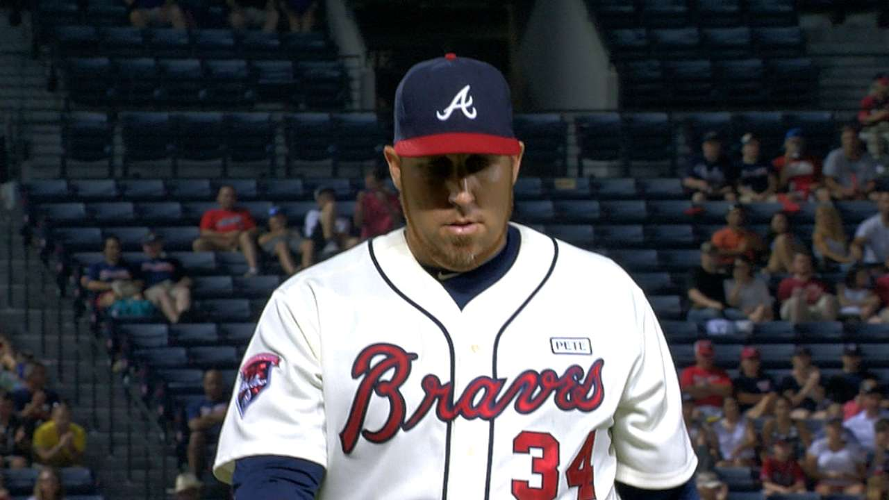 Harang's unusual approach leading to career year