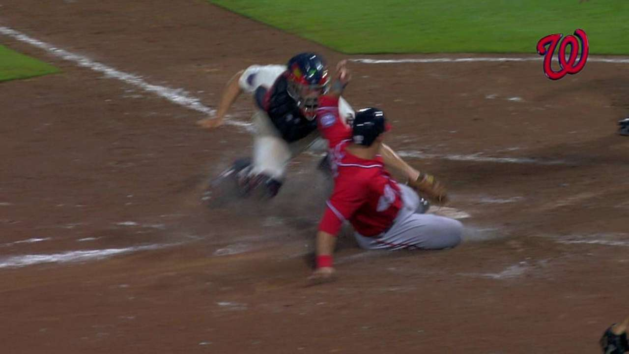 Loss of Souza leaves Nats with hole to fill on bench
