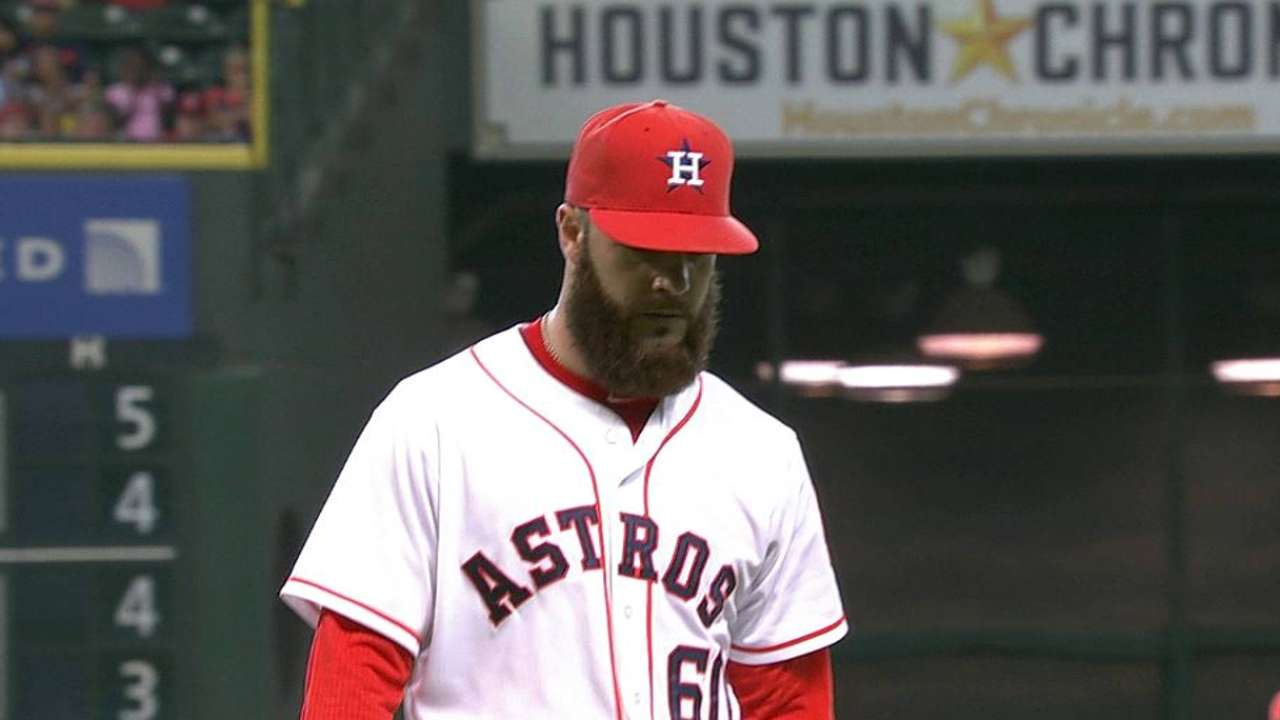 Rangers lograron sacar el triunfo vs. Keuchel, Astros