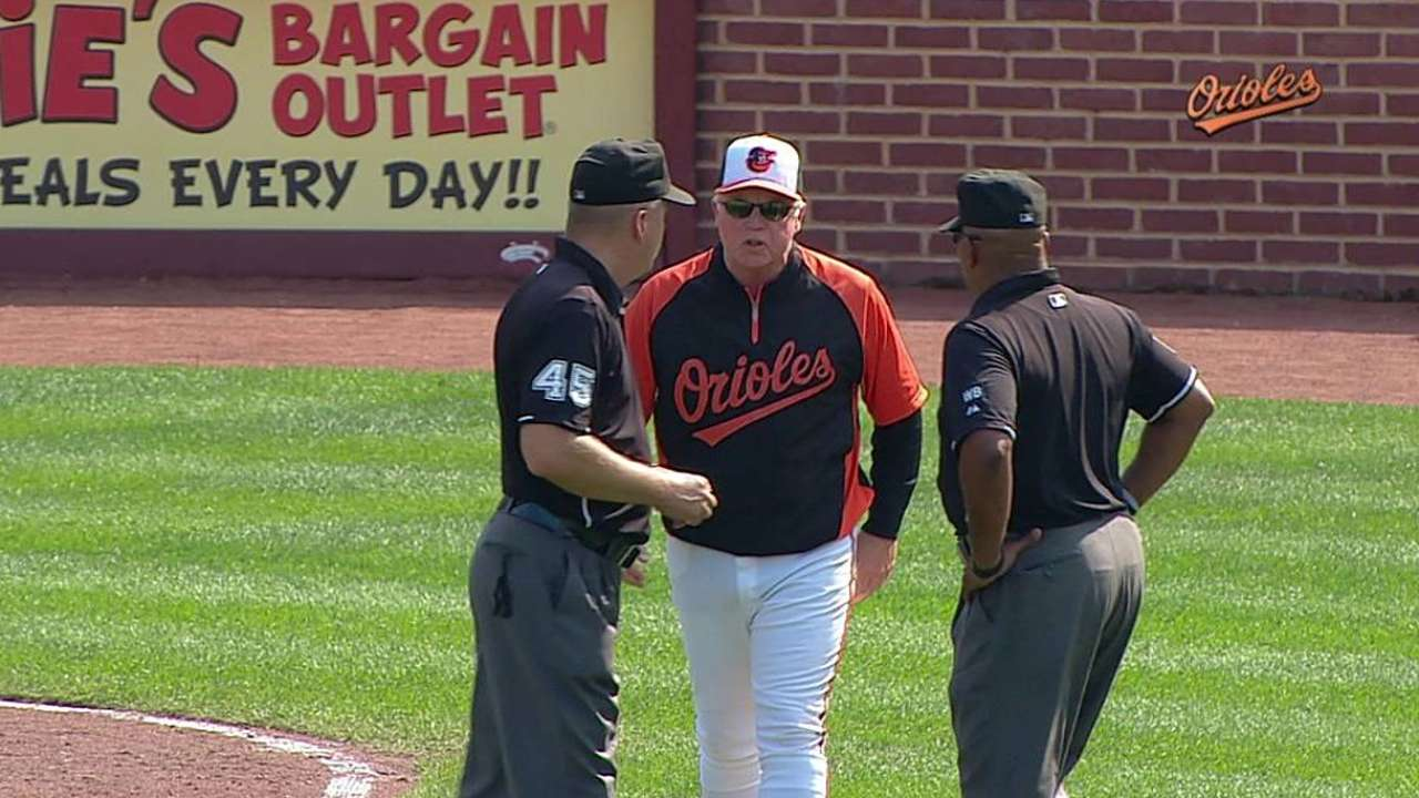 High-flying Orioles grounded by Cards in series finale