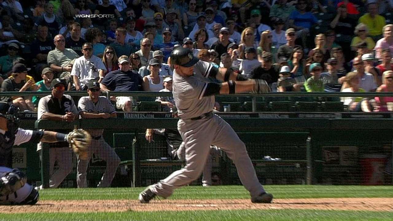 Jackson fue el verdugo de los White Sox en Seattle