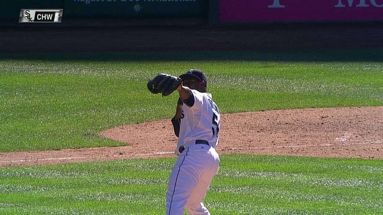 Bate de Jackson guió a Marineros sobre White Sox