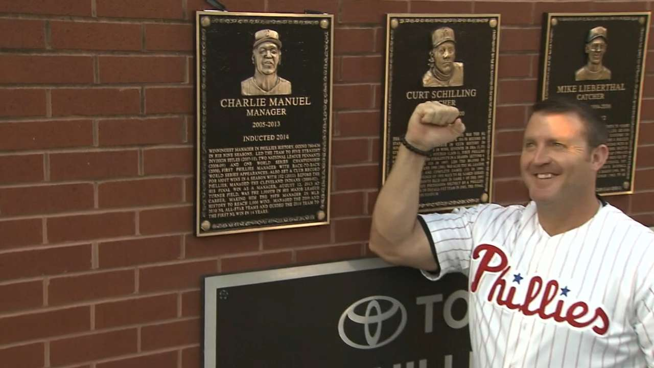 Cast your votes for Phillies Wall of Fame inductee