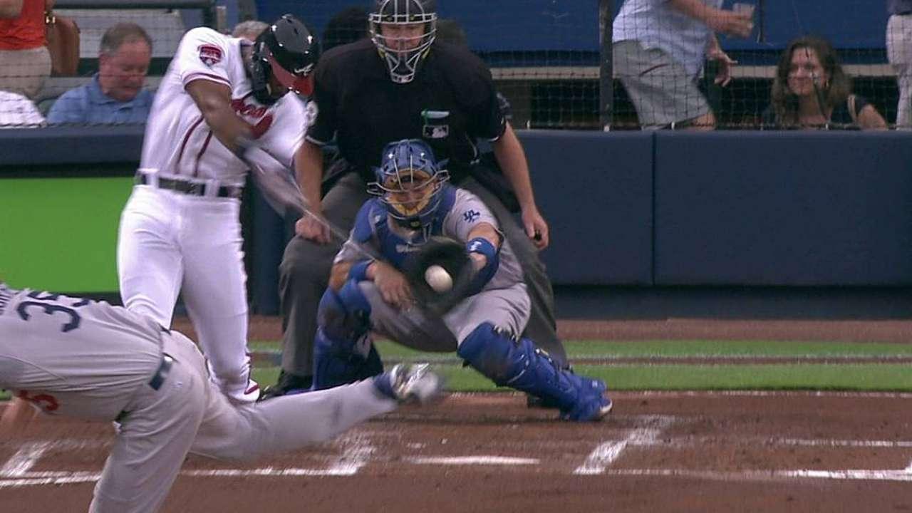 Correia derrotó a Bravos en su debut con Dodgers