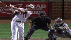 Davis enters for injured Manny, lifts O's past Yanks