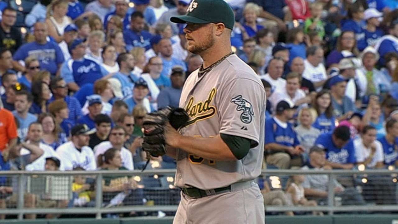 A's, Tigers seeing what major moves cost