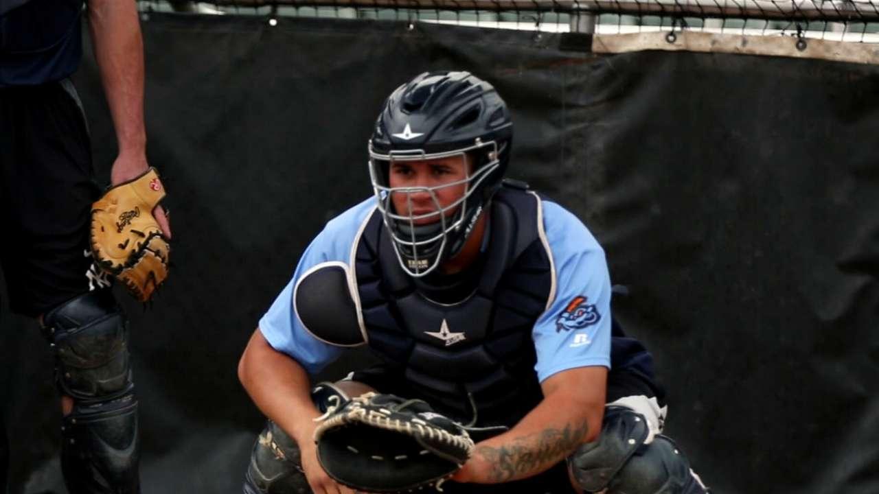 Prospect Watch: Gary Sanchez