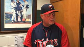 Gardenhire: 2015 managerial plans still not discussed