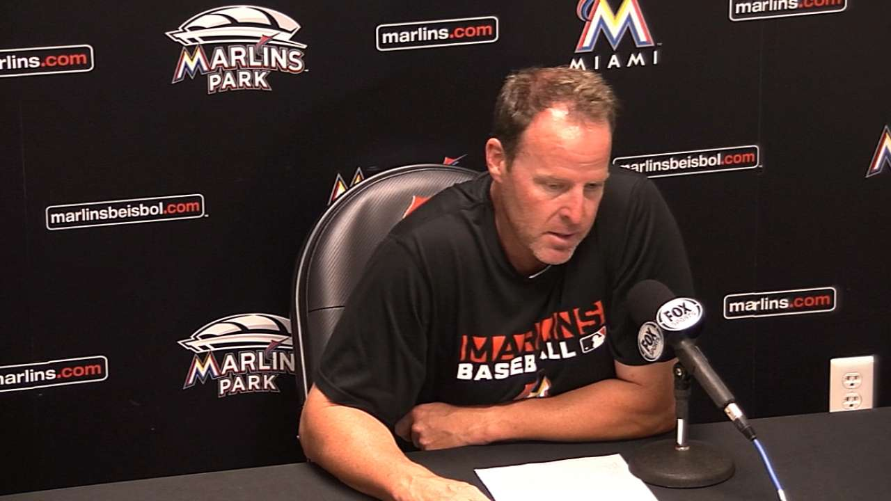Marlins know they need more clutch hits for push