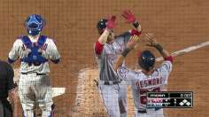 Strasburg, homers lead Nats to 11th straight Citi win