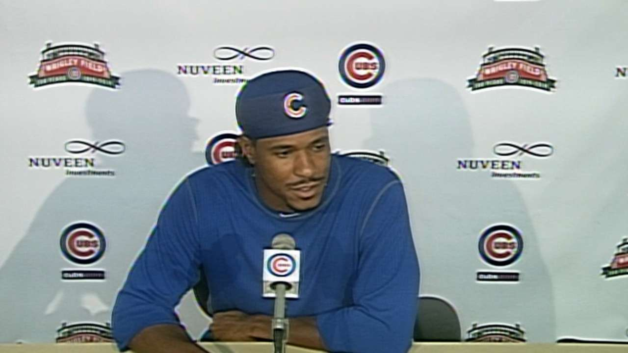 Cubs giving Jackson chance to 'right the ship'