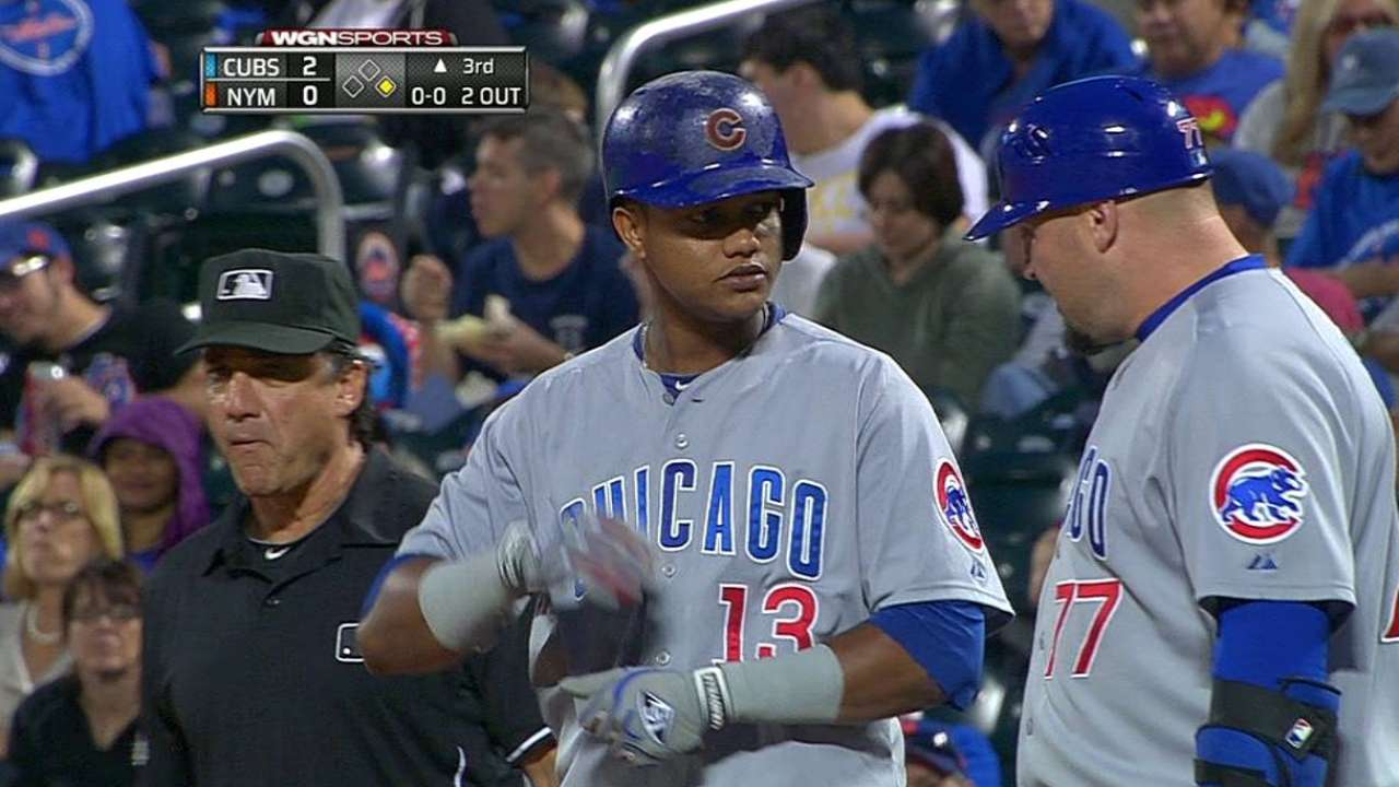 Win eludes Wood as Cubs keep whiffing