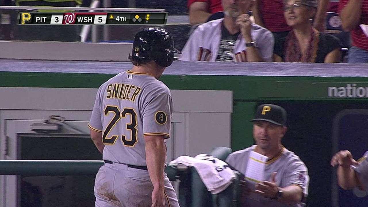Comeback bid falls short as Pirates drop opener