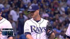 Thrill of the climb: Cobb leads Rays back to .500