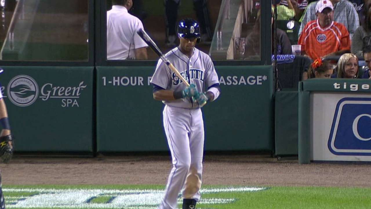 A-Jax faces Tigers for first time as a Mariner