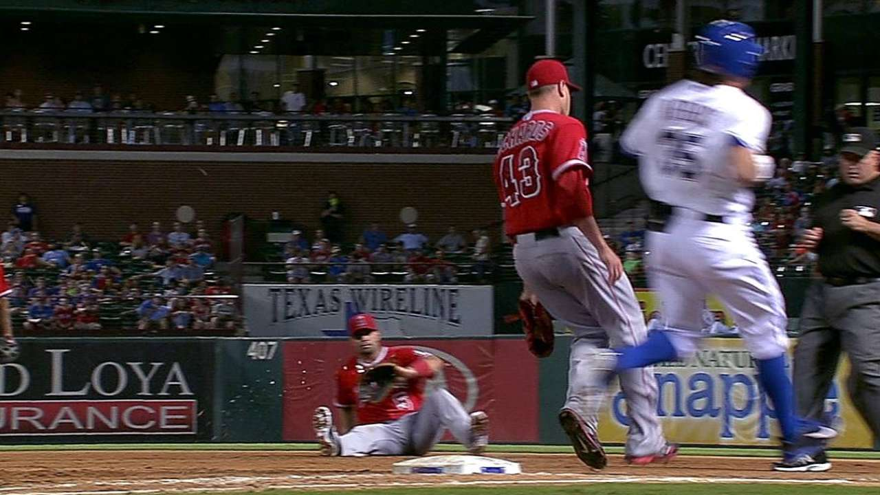 Griffin admires Pujols' 'courage'