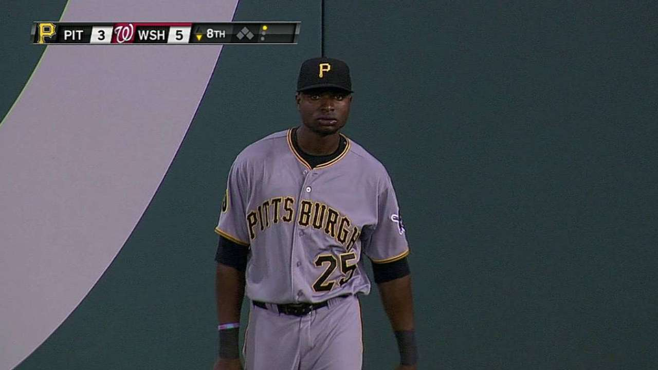 Polanco, Pirates likely to gain from demotion