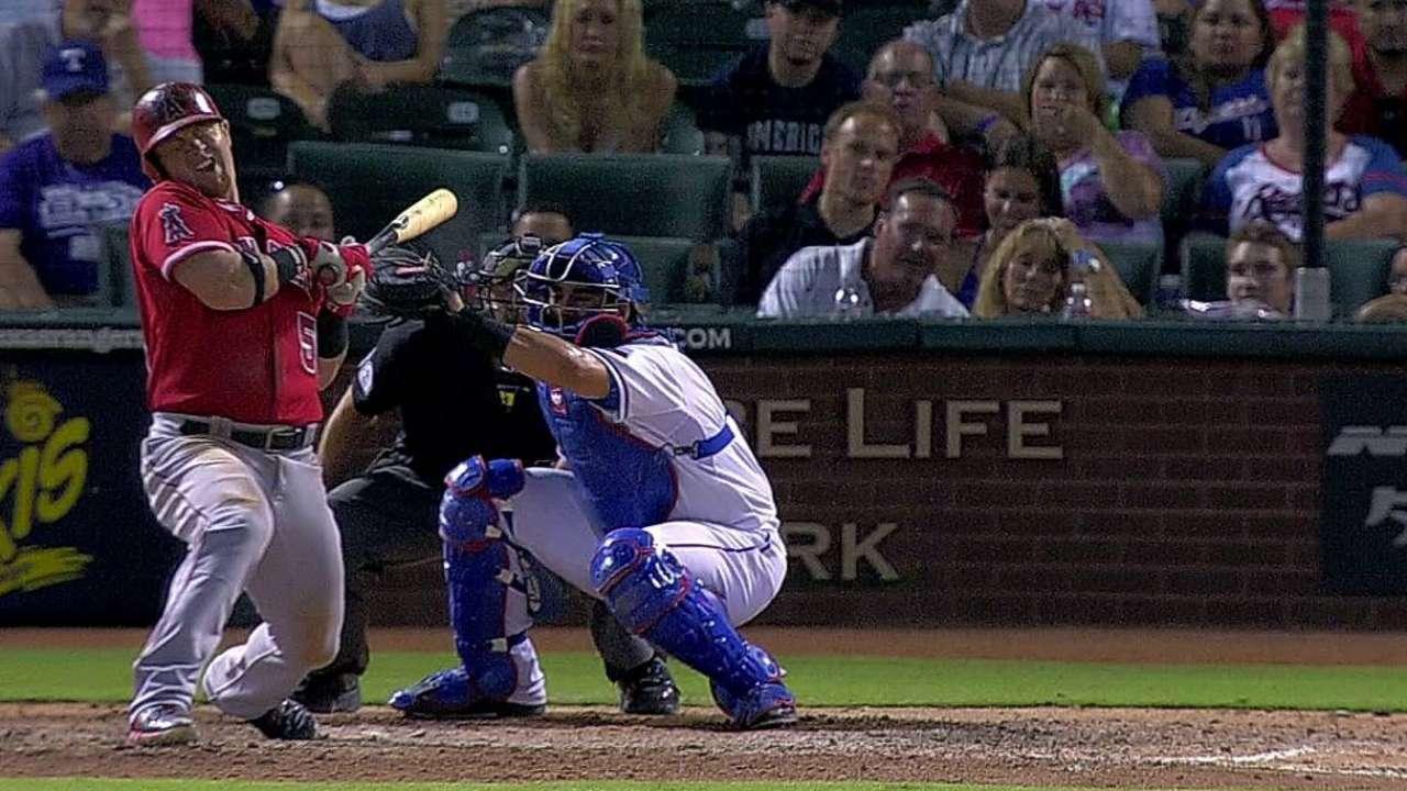 Rangers lose ninth-inning challenge