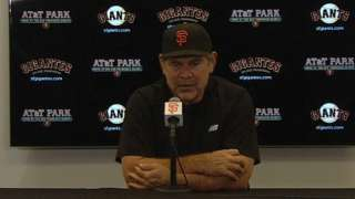 Bochy: Giants must play well at home down stretch