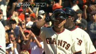 Panik button: Rookie helps key comeback win