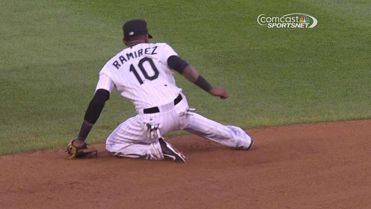 Abreu pega 2 hits pero Chicago cae con Azulejos